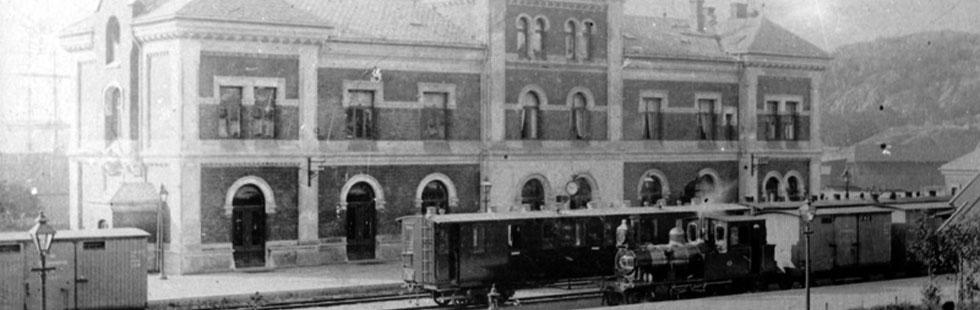 Kristiansand stasjon